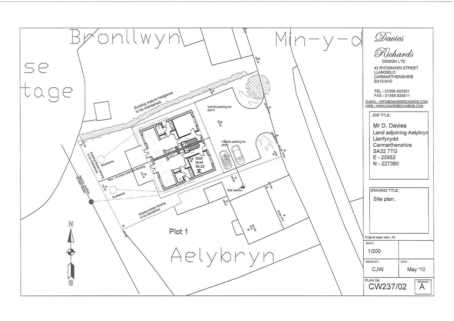THE LAYOUT PLAN